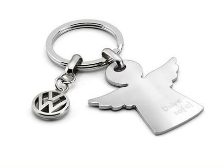 Vw Volkswagen Branded new Genuine Guardian Angel Keyring 000087010AFJKA
