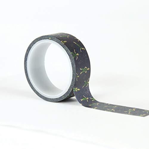 Echo Park Paper Company LIN179037 - Cinta adhesiva decorativa, diseño de Peter...
