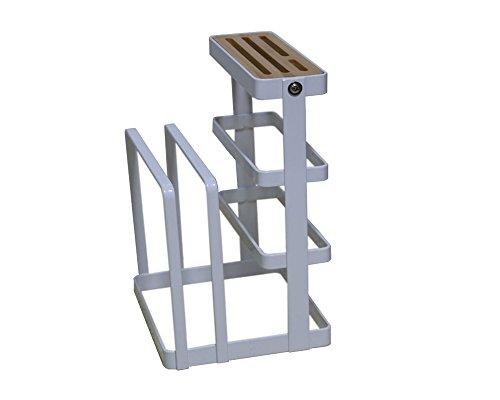 Hohe Qualität Kitchen Storage Rack Küchenutensilien Schneidebrett Racks