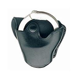 Desantis Black - Plain - Asp Handcuff Case U76bjg3z0