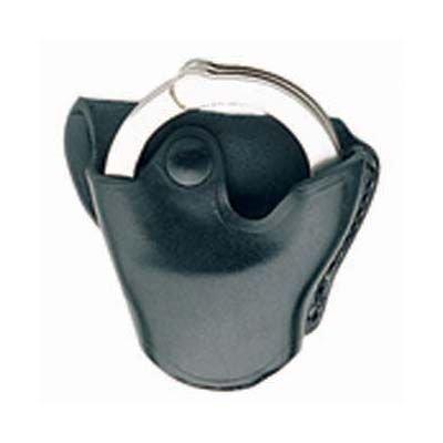DeSantis Black - Basketweave - Handcuff Case U76BLG1Z0