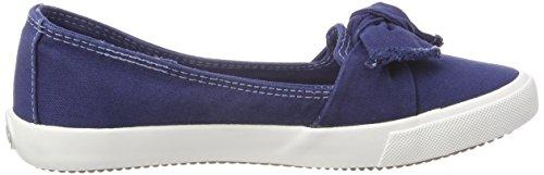 Dockers by Gerli Damen 42ve202-790660 Geschlossene Ballerinas Blau (Navy 660)