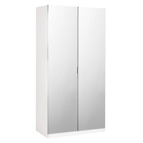 house-by-john-lewis-mix-it-mirrored-double-wardrobe-white