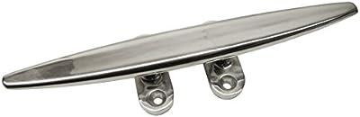 Amarre de acero inoxidable de grado marino tacos / Bocina de 10