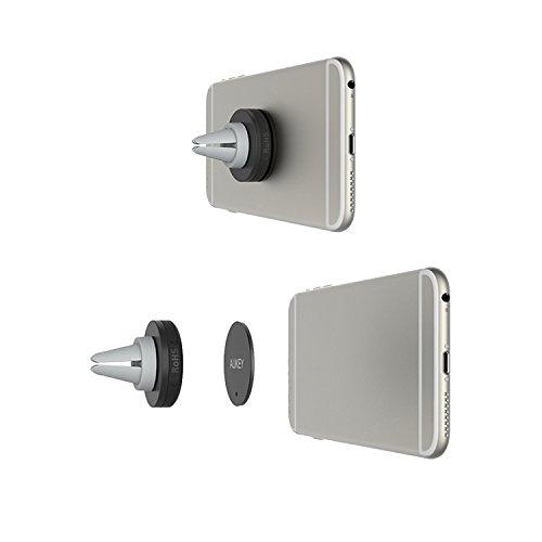 AUKEY Handyhalterung Auto Lüftung KFZ Magnet Universal für iPhone 7 / 6s / 6 / 5s / 5, Samsung Galaxy S6 und jedes andere Smartphone oder GPS-Gerät -