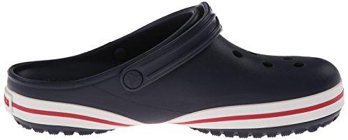 Crocs Crocband Clogs, Unisex-Erwachsene Schuhe Blu (Bleu (Navy))