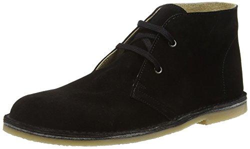 Start-riteColorado II - Stivali Desert Boots Unisex per bambini, Negro (Negroes Wildleder), 22