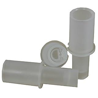 50x Ersatz-Mundstücke für digitales Alkoholtestgerät AL6000,