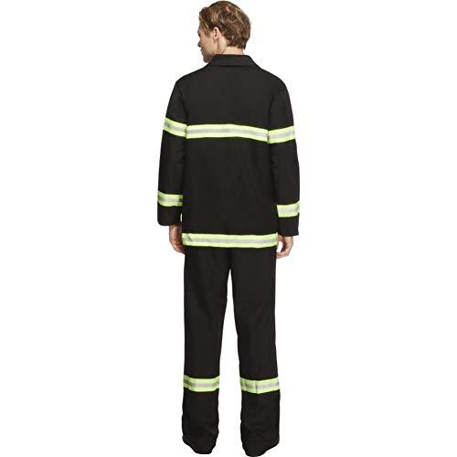 Generique Sexy Feuerwehrmann-Kostüm für Herren - Feuerwehrmann Kostüm Sexy