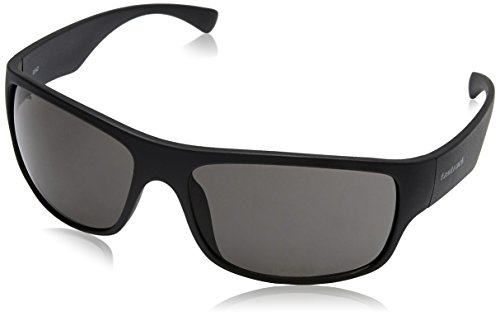 Fastrack Oval Unisex Sunglasses (P192GR1|62.1|Grey)