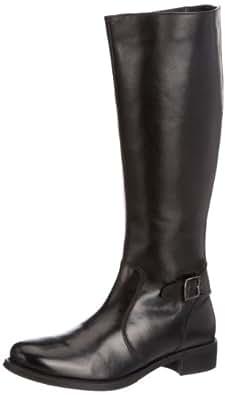Ravel Womens Mango Boots RLB020 Black Patent 8 UK, 42 EU