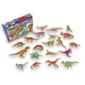 """Imanes """"Dinosaurio"""" de HSL"""