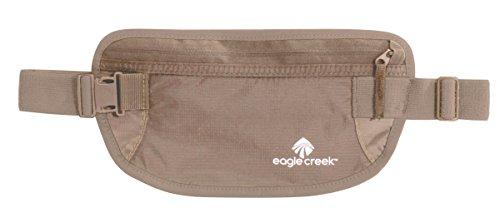 Eagle Creek Undercover Cartera para pasaporte, 23 cm, Khaki