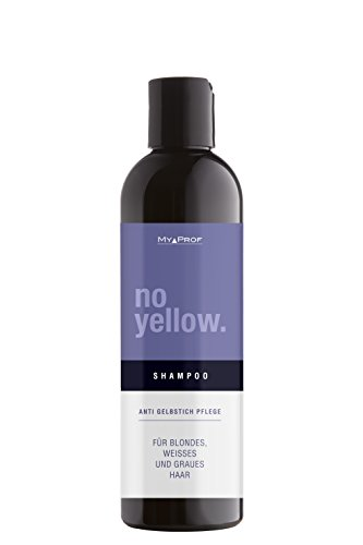 Silbershampoo no yellow der Marke MyProf