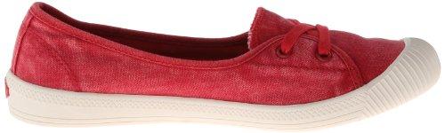 Palladium  FLEX BALLET, Ballerines pour femme Rouge - Rot (RED/MRSHMLLW 627)