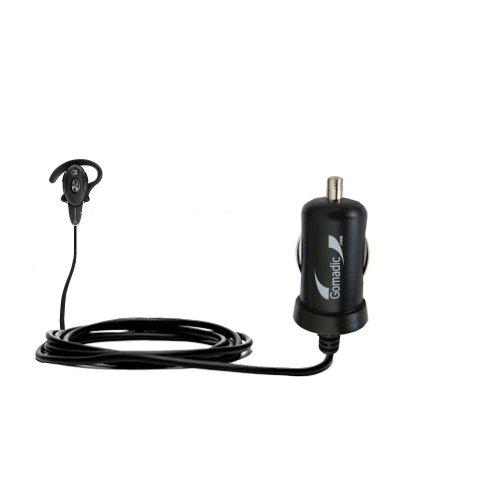 10W Mini-Autoladegerät kompatibel mit Motorola H715 mit Energiespartechnologie und TipExchange