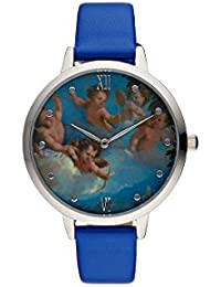 Reloj mujer Charlotte rafaelli en acero Romance 38 mm crr007