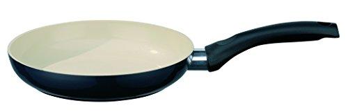 ELO 78520 Pure Poêle à frire Aluminium Noir/Beige 20 x 20 x 4 cm