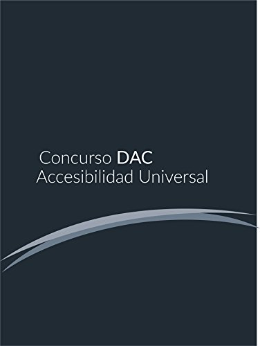 Concurso DAC Accesibilidad Universal 2016