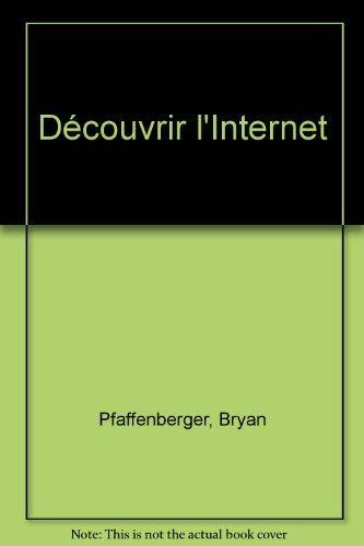 Découvrir l'Internet