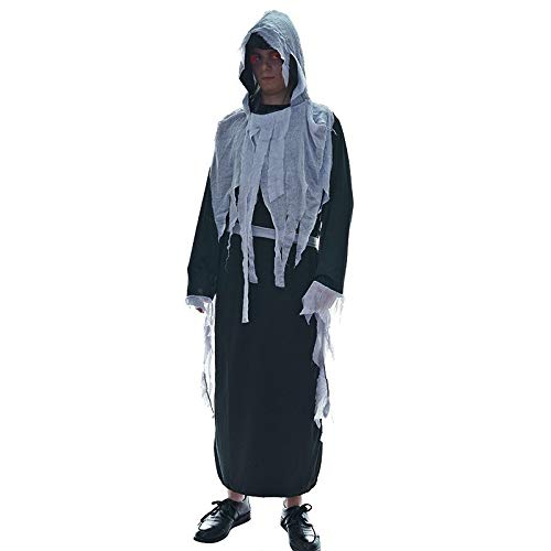 Shi18sport Scary Geistermörder Halloween-Kostüme Engel des Todes Cosplay -