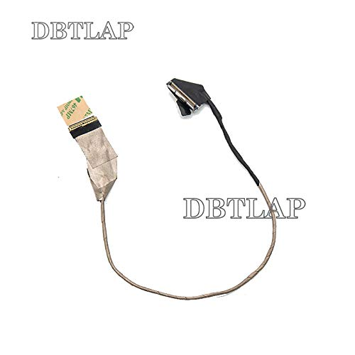differently a6da0 b9208 DBTLAP Nuevo LCD LVDS Cable para HP Compaq Presario CQ56 G56 CQ62 G62  portátil Screen Video