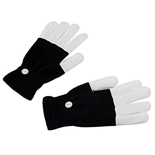 The Cheapest Price Charming Magic Flash Fingertip Led Gloves Unisex Light Up Glow Stick Gloves Mittens Fingertip Led Luminous Gloves With The Best Service Apparel Accessories