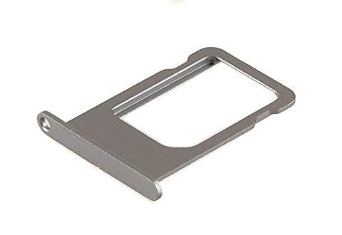 Apple iPhone 5s / SE SIM Karten-Halter Slot Card Holder Grau (Sim For Iphone)