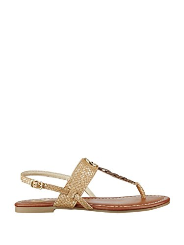 G By Guess Lilo Synthétique Tongs Light Brown