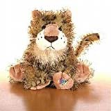 Ganz HS031 - Lil\'Kinz Leopard Soft Toy 17 cm