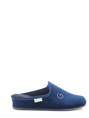 GRUNLAND CI1068 Pantofola Donna Blu