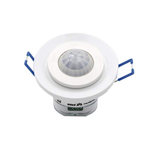 Popp- detector sensor movimiento techo empotrable