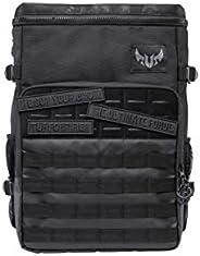 ASUS TUF Gaming BP2700T 17-inch Gaming Laptop Backpack (Black), 1680D Water-Repellent Exterior, 18L Capacity &