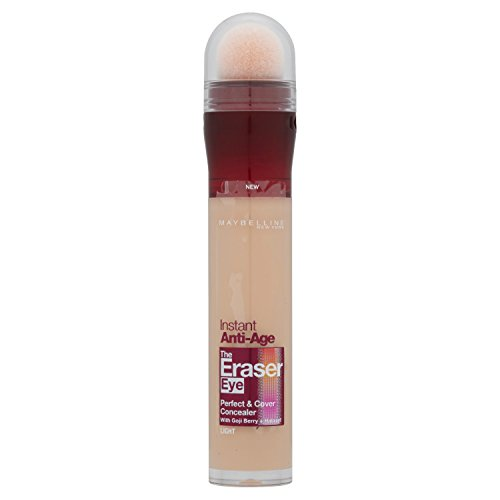 31kFQLTET L - Maybelline Eraser Eye Concealer, Light 6.8 ml