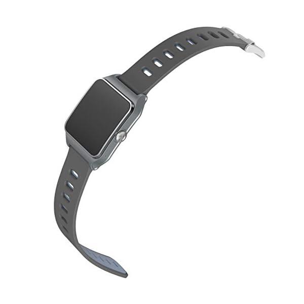 Leotec Smartwatch GPS Swim Swolf Gris 7