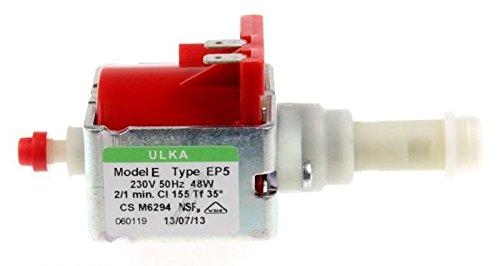 DELONGHI-Pompa ULKA Model e Tipo EP548W 230V-5132106900