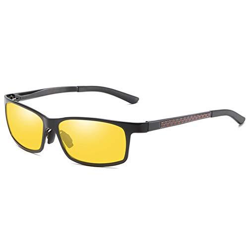81c9224568 chenpaif 7 Colori Uomini Unisex Affari polarizzati Occhiali da Sole in  Metallo Telaio in Lega antiriflesso