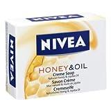 Nivea Honey & Oil Bar Soap 100g bar