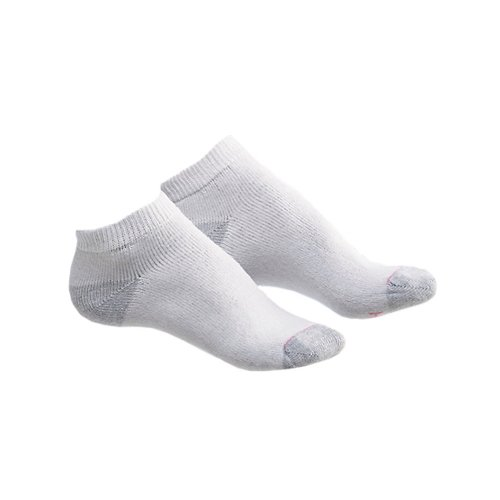 Hanes Women`s Cushion Low Cut Socks