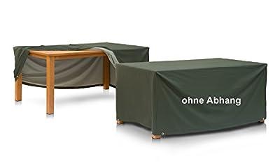 Eigbrecht 146106 Wood Cover Abdeckhaube Schutzhülle für Tischplatten rechteckig 180x100cm