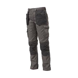 Apache Holster – Pistolera para hombre, tamaño 30 de cintura – 29 de pierna», color negro