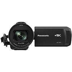 Panasonic HC-VX1EF-K Caméscope Noir - Version française