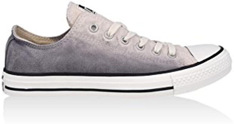 Converse Unisex Erwachsene All Star OX Sunset Wash Sneaker  Grau  42 EU