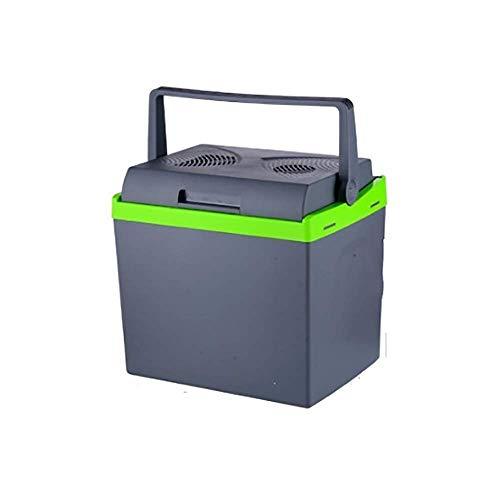 LLAMN Mini Kühlschrank Tragbare Kühlung Erwärmung Kühlschränke Gefrierschrank 20L Auto Kühlschrank Dual Use Kühler Wärmer für Auto Home Office Outdoor Picknick Reise -
