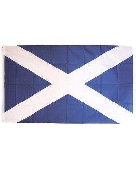 Scotland-Bandiera con croce di St Andrews, 5 x 7,5 cm - Andrews Croce