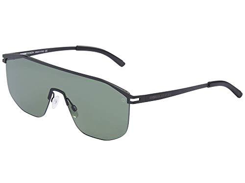 Momo Design Herren Sonnenbrille Grün Nero Opaco Maschera Lente Verde Specchio
