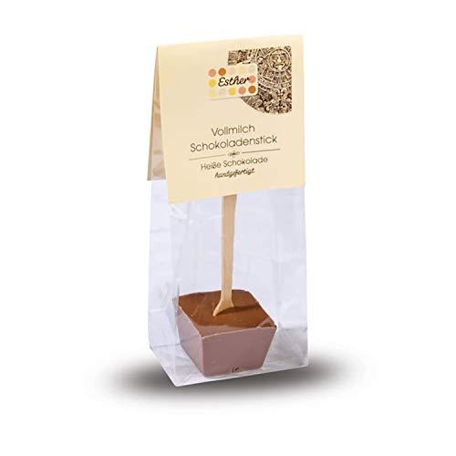 Esther Confiserie - Vollmilchschokoladenstick heiße Schokolade 1 Stück