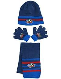 Amazon.fr   Avengers - Packs bonnet, écharpe et gants   Accessoires ... a50fc9f7e99
