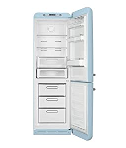 Smeg FAB32LPB3UK 50's Retro Style Fridge Freezer
