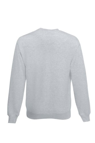 Set-In Sweatshirt 3XL,Heather Grey - 2